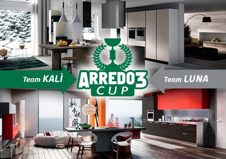 Aran Cucine aran cucine opinioni : Prima sfida Kalì vs Luna http://www.arredo3.it/cucine-moderne ...