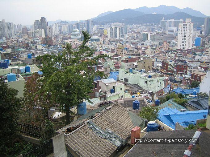부산 전포동, 양정동, 범전동 동네 풍경 :: Information
