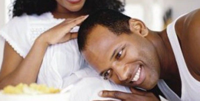 Men fear pregnancy news than live bullet