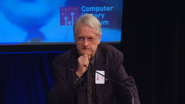Ted Nelson's Homage to Douglas Engelbart