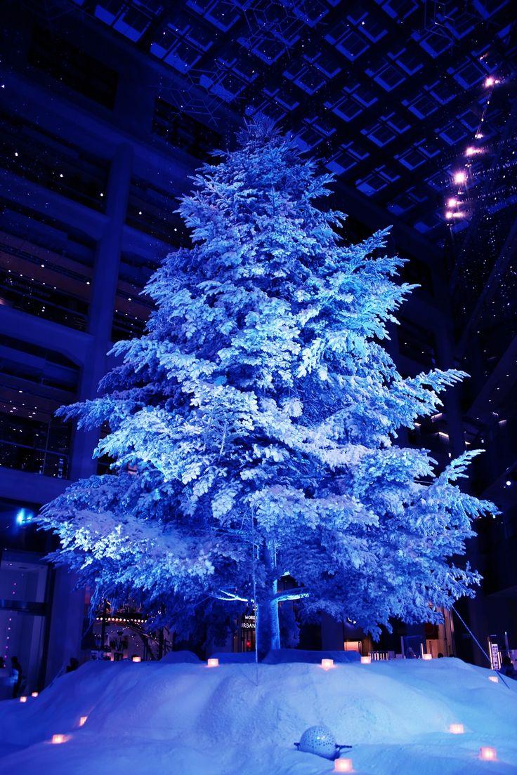 キッテ クリスマスツリー kitte_Xmas_tree (2)