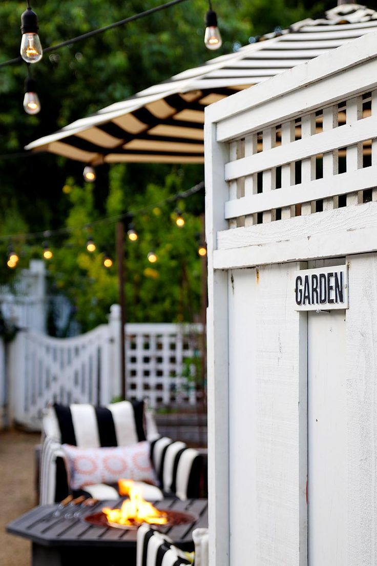 Summer Patio Tour – Our Napa Inspired Side Yard