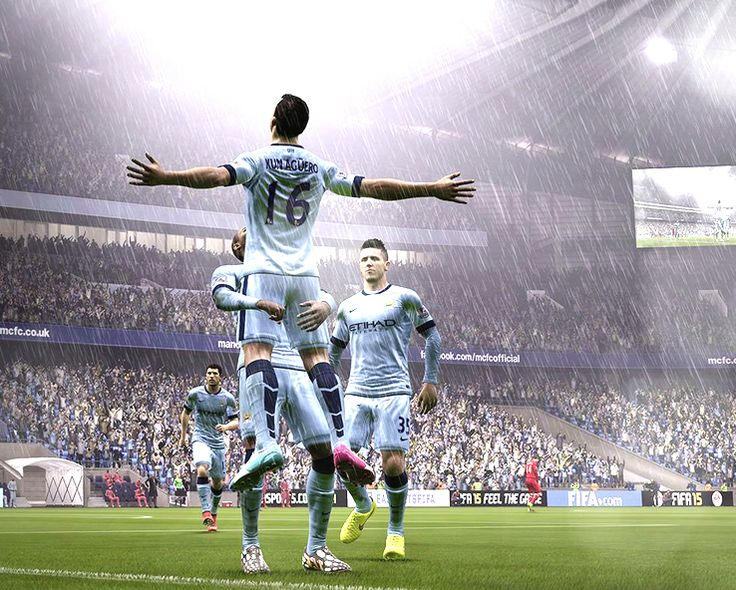DAILY DEAL: FIFA 15 Xbox One £27.99 / $42.99 / €37.99 (5% fb disc)  • Instant Digital Delivery!  • Also Available: FIFA 15 PC • Code received by email • Limited Offer!  http://www.cdkeys.com/xbox-live/games/fifa-15-xbox-one