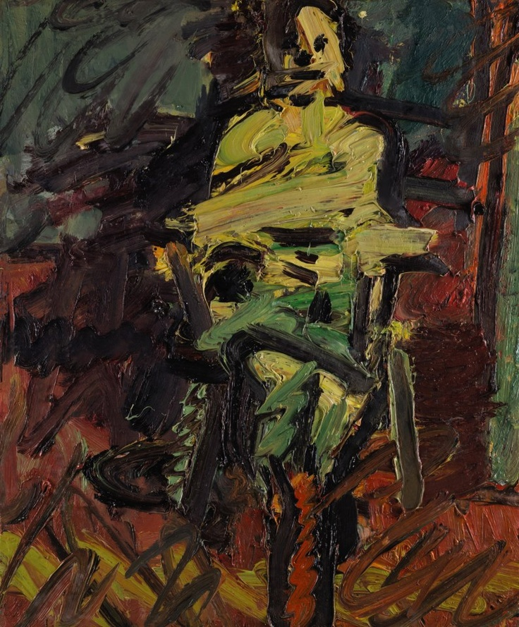 Frank Auerbach, 1931