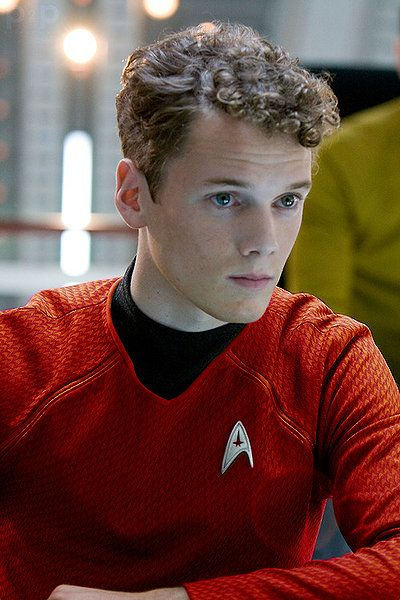 """I can do zat! I can do zat!"" - Anton Yelchin Chekov, ""Star Trek (2009) <--- You are very welcome to do zat, my dear <3"