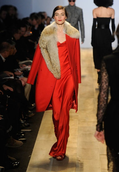 Beautiful reds for Fall 2012 Michael Kors: Coach Handbags, Accessible Kors, Design Handbags, Fashion Week, Fall 2012, Michael Kors Fall, 2012 Runway, 2012 Michael, Beautiful Red