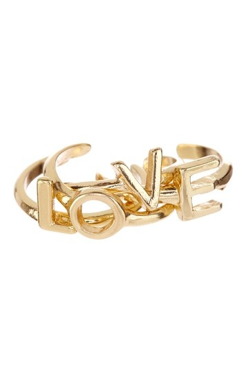 Love Ring Set