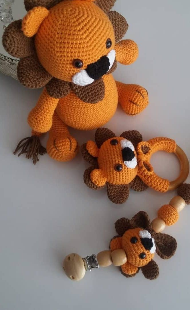42 CUTE ANIMAL AMIGURUMI CROCHET TOY Patterns Images Ideas for 2019