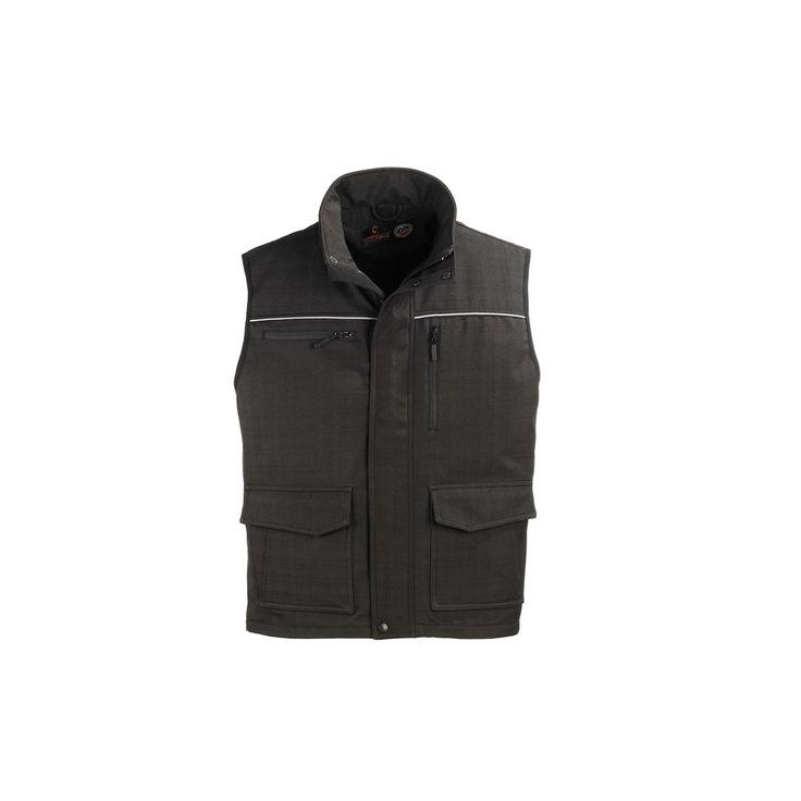 Gilet de travail homme Casualyang est un vêtement de travail chaud, c'est le domaine de SPIQ. Grossiste pour les professionnels et particuliers.