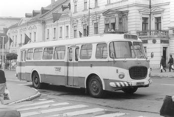 Věci z doby komunismu - fotografie, zavzpomínejte si - MUDr. Zbyněk Mlčoch - když jsem začala chodit do školy v r. 1980, pamatuju si, že nás takovýhle autobus vozil