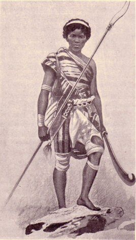 The Dahomey Amazons are the only documented all-female official front-line combat arms military unit in modern history. Single-mindedly devoted to hardening themselves into ruthless instruments of battlefield destruction, these machete-wielding, musket-slinging lady terminators were rightly-feared throughout Western Africa for over 250 years.
