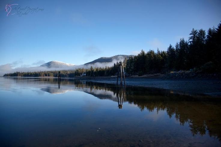 Reflection landscape seascape petersburg alaska for Petersburg alaska fishing