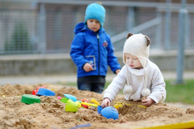 Warum kleine Kinder nicht teilen können müssen