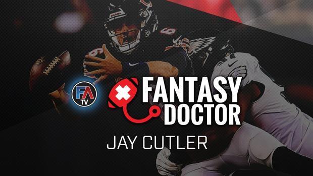 Video: The Fantasy Doctor - Jay Cutler - Fantasy Alarm TV