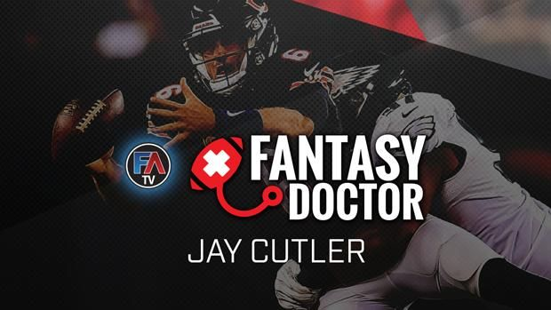 Video: The Fantasy Doctor - Jay Cutler - Fantasy Alarm TV