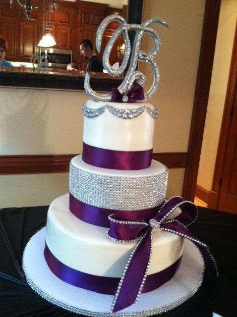 74 Best Images About Wedding Cake Ideas On Pinterest