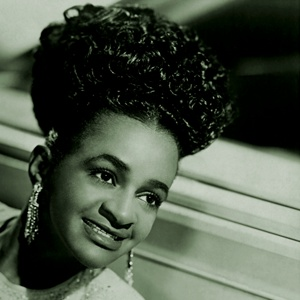 Clara Ward was the lead singer of the Gospel group, The Famous