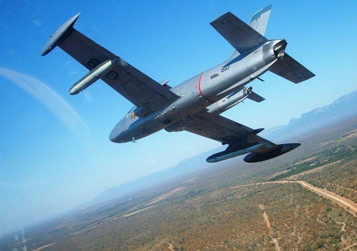 South African Air Force Impala Mk1