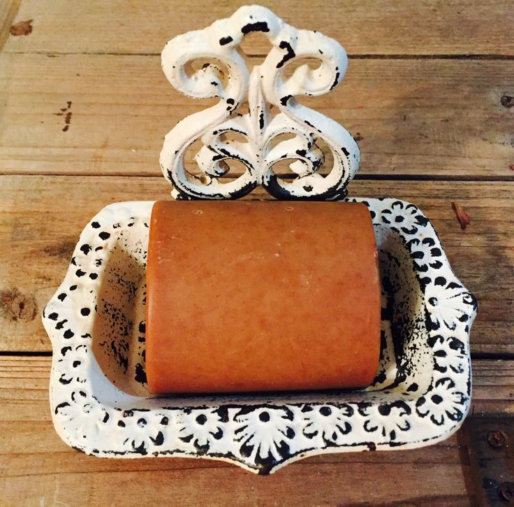 A personal favorite from my Etsy shop https://www.etsy.com/listing/493533818/vanilla-patchouli-soap-pumpkin-beer-soap