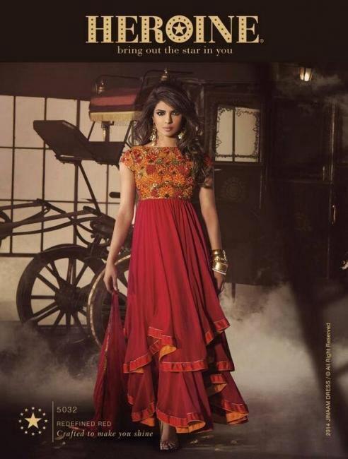 Priyanka Chopra face of fashion label 'Heroine'.