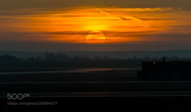 Popular on 500px : Sunrise 25 Feb 2017 by alimirpur