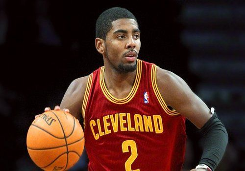 """NBA: Kyrie Irving Reacts To Having LeBron James As A Teammate.- http://getmybuzzup.com/wp-content/uploads/2014/07/338412-thumb.jpg- http://getmybuzzup.com/nba-kyrie-irving-reacts/- By TaviaHartleyIFWT During Team USA Training Camp, reporters got a chance to interview Cleveland Cavaliers point guard Kyrie Irving and he explained how he reacted to hearing the news that King James was going to be his teammate. Click the jump to see what he had to say. Via USA Today: """"At first"""