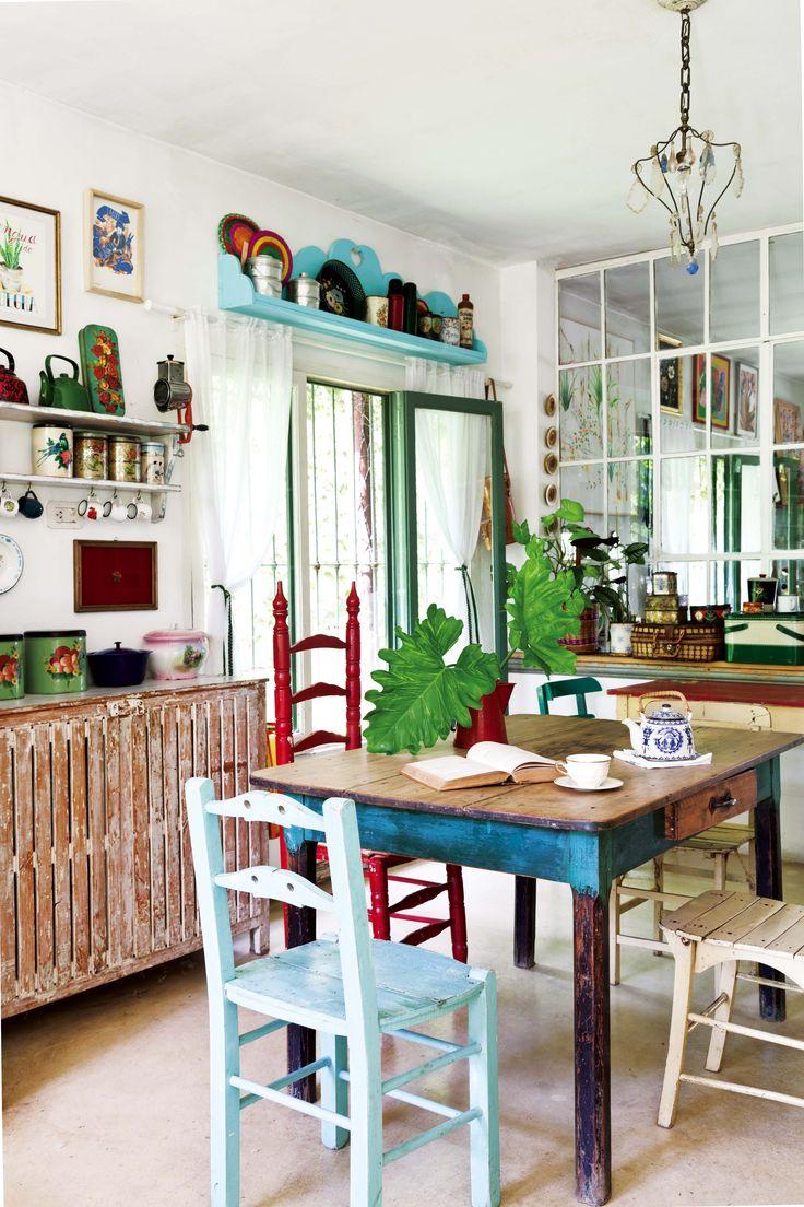 298 best cocina images on pinterest art installations background images and black backgrounds - Decoradores de casas ...