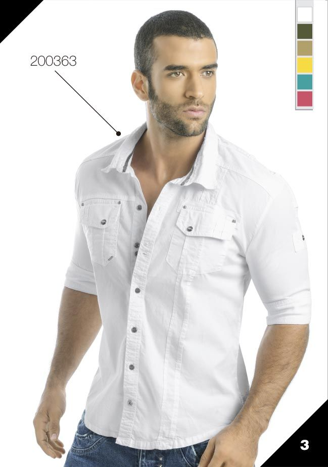 Ref: 200363 Ropa de moda para hombre / Mens fashion clothing Sexy, yet Casual Mens Fashion #sexy #men #mens #fashion #neutral #casual #male #males #guy #guys #hot #hotlooks #great #style #styles #hair #clothing #coolmensoutfits www.ushuaiajeans.com.co