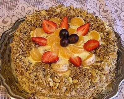 Рецепты пирогов тортов булочек видео