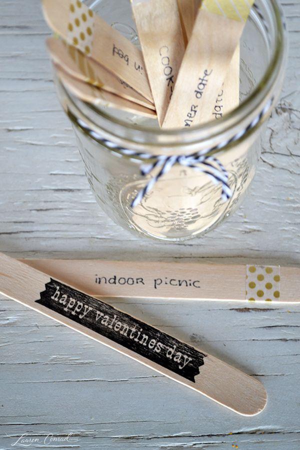 Date Ideas in a Jar