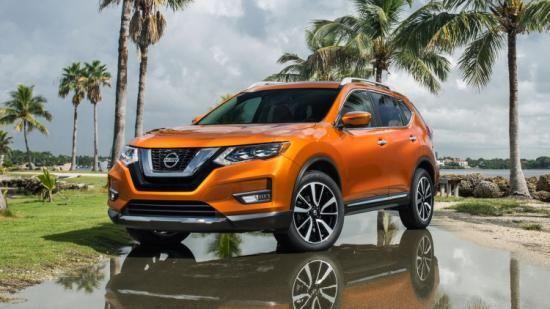 Is dit de nieuwe snoet van de Nissan X-Trail?