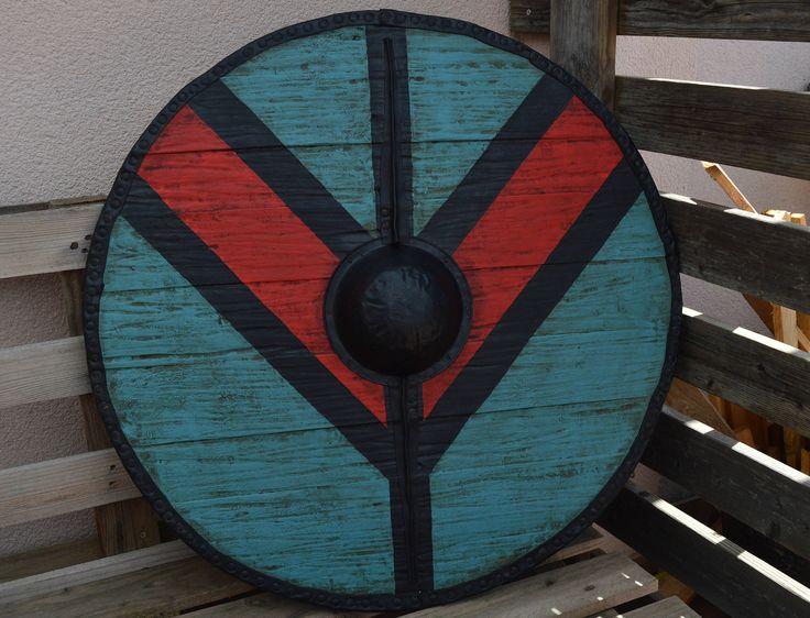 Collectibles Viking shield Ladgerda Queen Escudo vikingo la