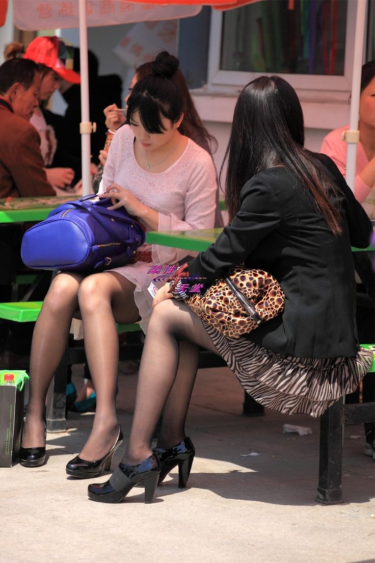 Fashion Tights Skirt Dress Heels High Look Women In