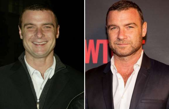 Liev Schreiber - Fred Prouser/Reuters; Andrew Estey/Invision/AP