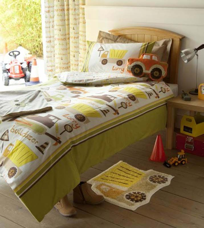 12 Outstanding Monster Truck Bedding For Boys