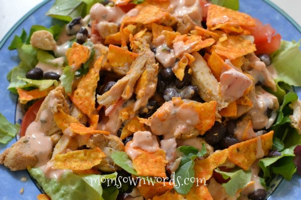 Weight Watchers Recipe Easy Southwest Salad