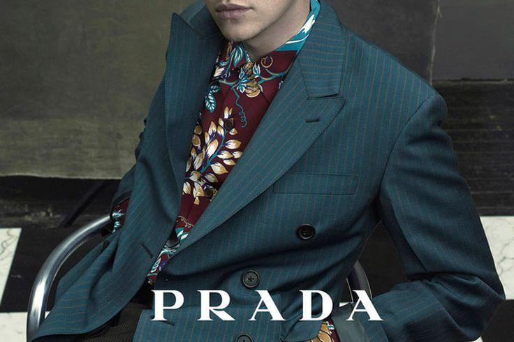Мужская коллекция Prada весна-лето 2014 https://mensby.com/style/fashion/3836-prada-spring-summer-2014-mens  Итальянский бренд Prada предоставил новую мужскую коллекцию весна-лето 2014. Съемка для новой коллекции Prada.