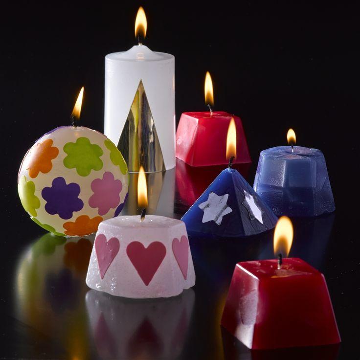 Large Candle Making Kit - 30 Candles