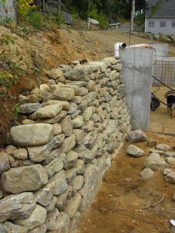 master courtyard wall