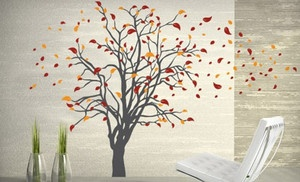 Groupon - $25 for $75 Worth of Wall Decals from Wall Spirit in Online Deal. Groupon deal price: $25.00