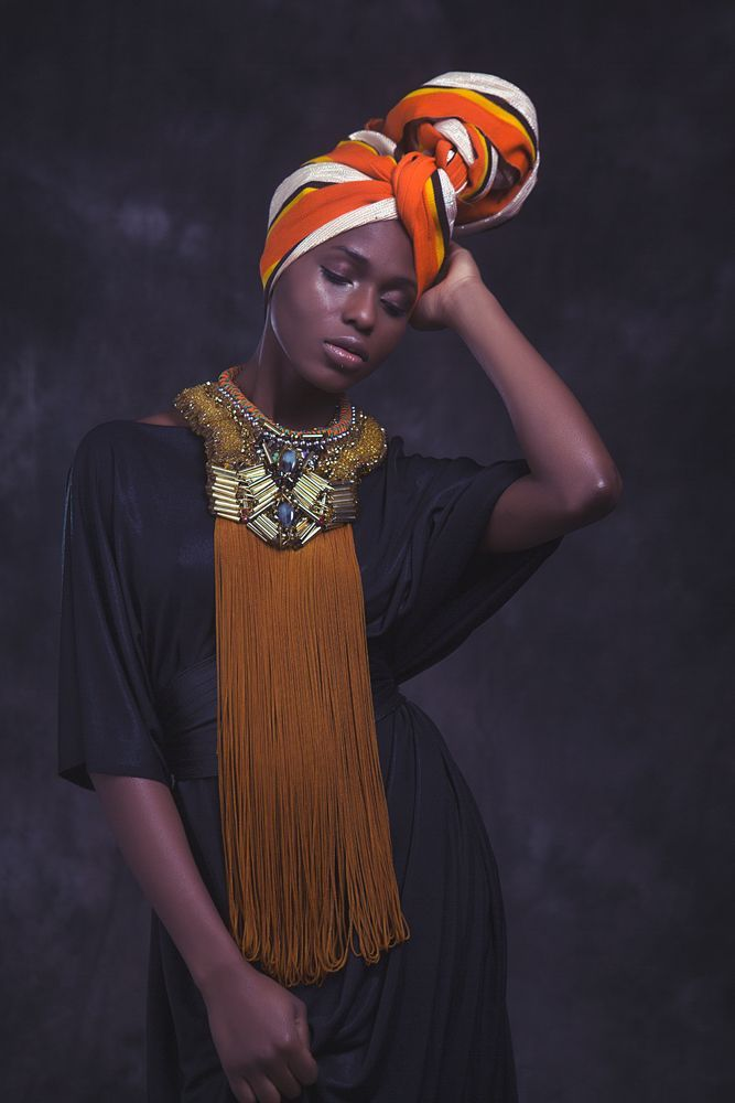 """Explore African Artistry in Anita Quansah London's """"Silhouette of Power"""" Collection"""