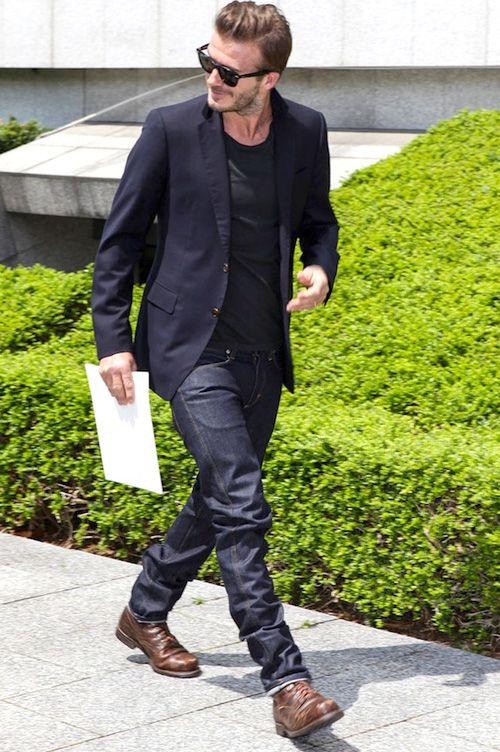 デヴィッド・ベッカム(David Beckham):レイバン(Ray Ban)