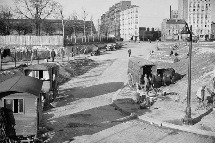 729 best images about vintage on pinterest buses vintage paris and construction - Conforama porte de vanves ...