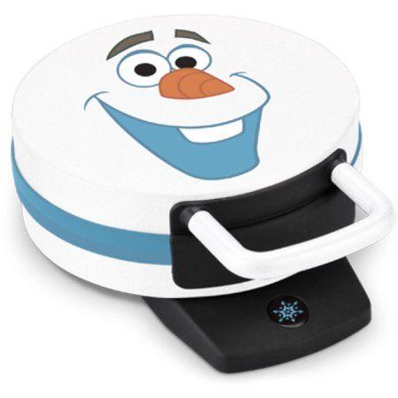 Disney Frozen Olaf Waffle Maker, Multicolor