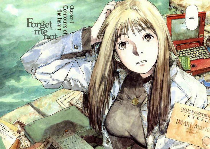 Forget me not - Kenji Tsuruta