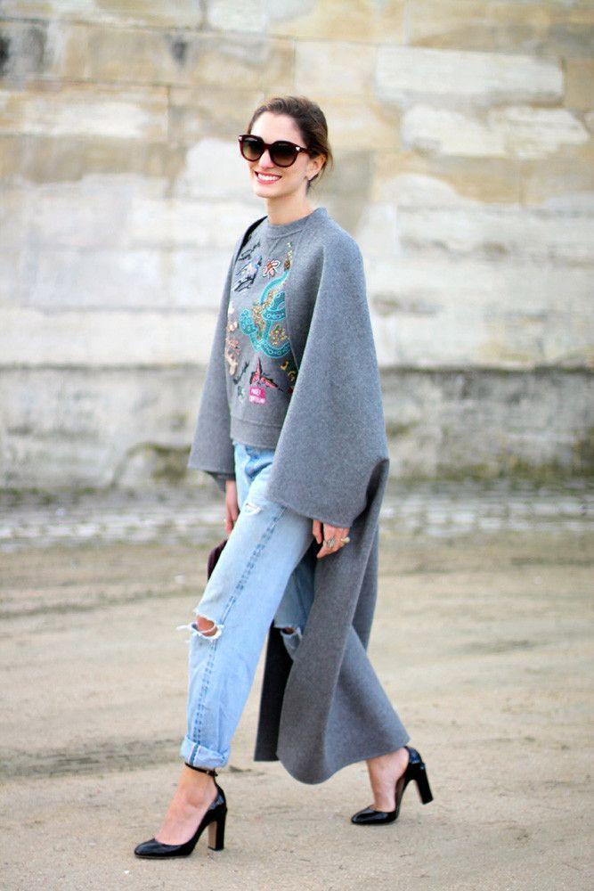 Street Style Semana de la Moda de París: Anna Dello Russo es la princesa de la calle