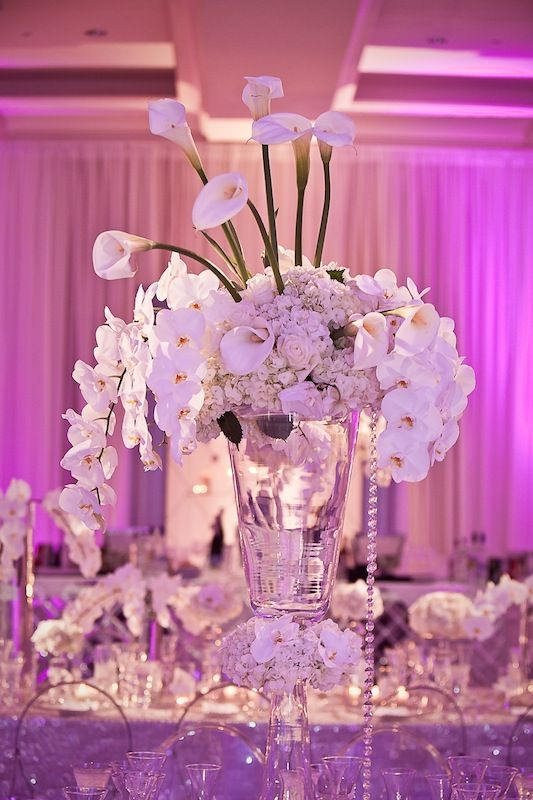 382 best Centerpieces/Tablescapes images on Pinterest | Wedding ...