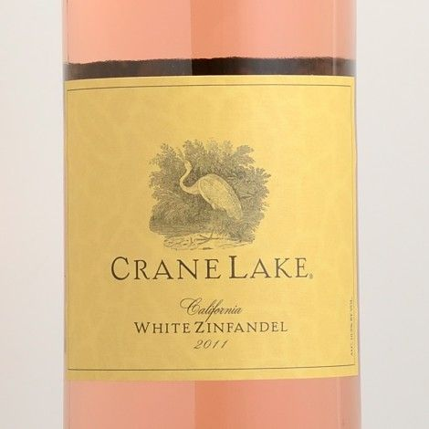 Crane Lake White Zinfandel 2011