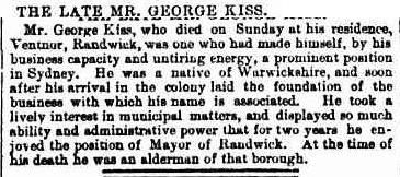 The Sydney Morning Herald (NSW : 1842 - 1954), Tuesday 15 August 1882, page 6