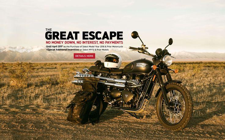 Triumph Motorcycles USA | Triumph Motorcycles